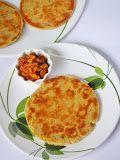 How to make Wheat Flour Sweet Roti   Sindhi Mitho Lolo   Sweet wheat Flour Griddle Roasted flat bread    Meethi Roti (Sweet Flat Bre...