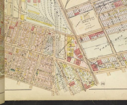 Baist's real estate atlas of surveys of Los Angeles, California, 1921 :: Rare Books and Manuscripts Collection