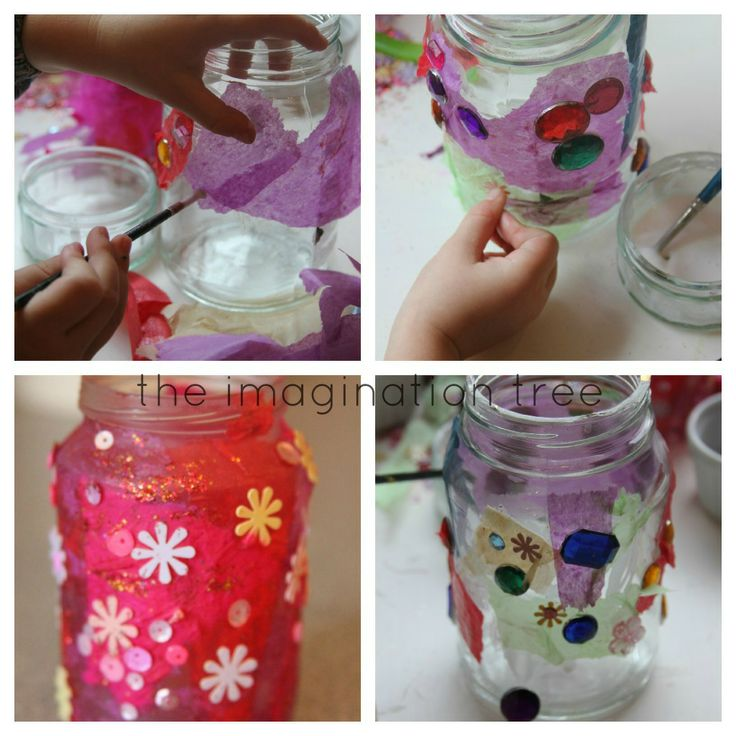 24 best images about beavers ideas on pinterest for kids for How to stain glass jars with paint