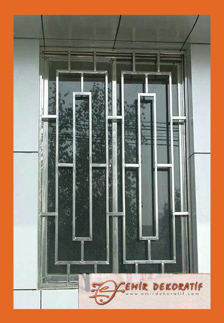 Ferforje Pencere Korkuluk-6