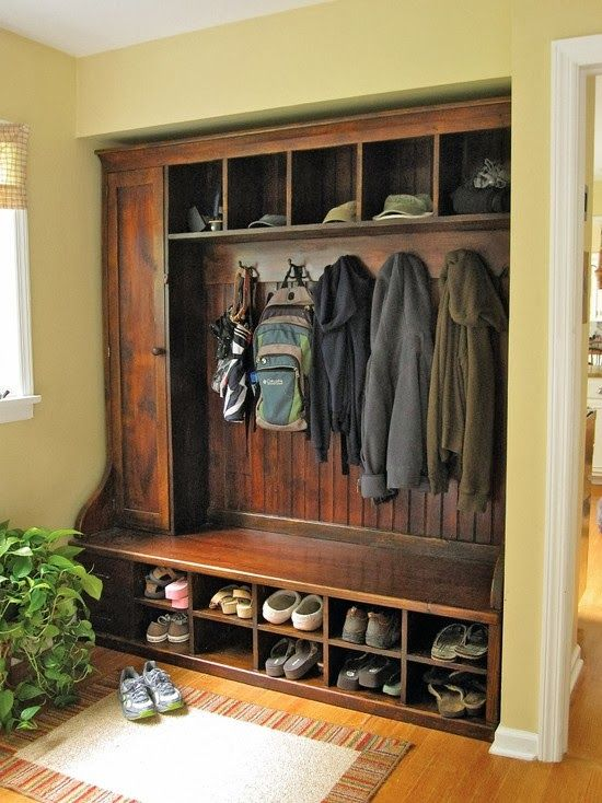 10+ Inspiring and Inventive Mudroom Ideas - The Creek Line House