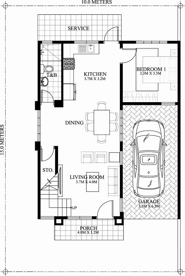 Basic Two Story House Plans Inspirational Modern House Plan Dexter Two Story House Design Modern House Floor Plans Two Storey House Plans