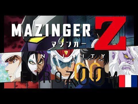 MAZINGER Z INFINITY - BANDE ANNONCE VO - AU CINEMA LE 22 NOVEMBRE 2017