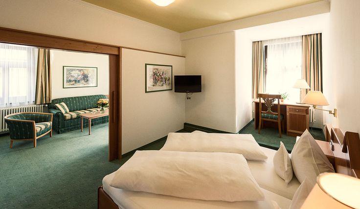 Rooms :: Hotel Post :: St. Anton am Arlberg