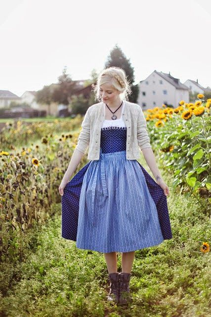 Fashion Kitchen: Dirndl