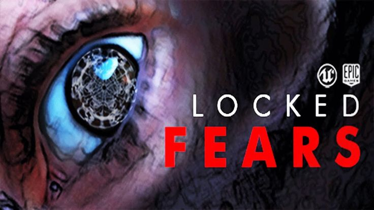 Locked Fears - Legit Scary Horror game?!