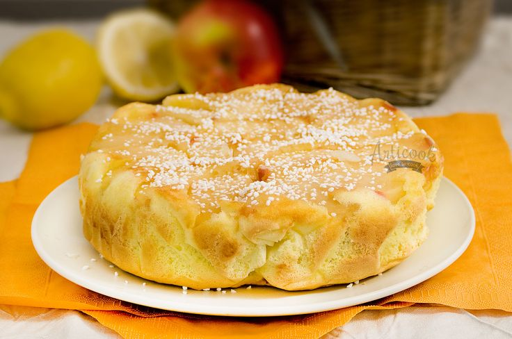 This Swedish Apple Cake is the dessert you can prepare easily with ingredients that you always have in the kitchen. It is delicious and moist and it will make you want ... Read More