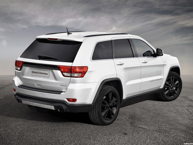 Jeep grand cherokee production intent concept 2012