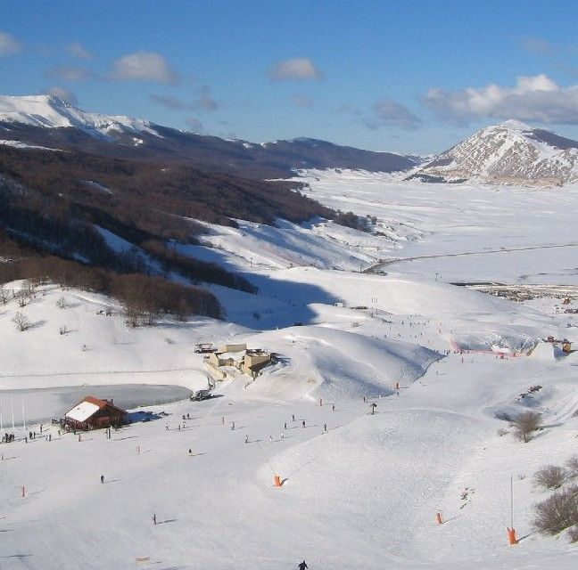 Skiing Near Rome is Easy and Fun, Try Campo Felice!