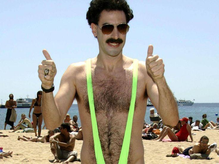 Borat actor Sacha Baron Cohen offers to pay mankini tourist fines https://www.independent.co.uk/arts-entertainment/films/news/sacha-baron-cohen-borat-mankini-offers-to-pay-fines-czech-tourists-kazakhstan-a8067231.html