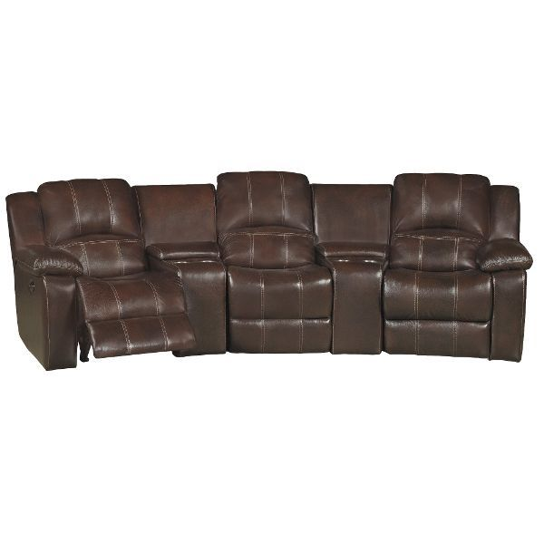 Lane home theater seating - matinee model 103 in black