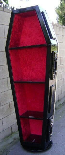 21 Best Images About Coffin Shelves On Pinterest Shelves