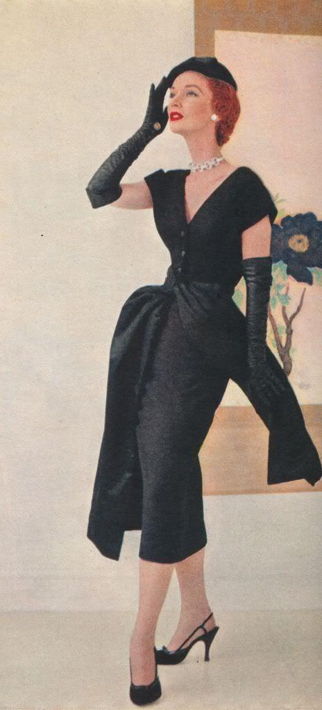 Christian Dior, 1935