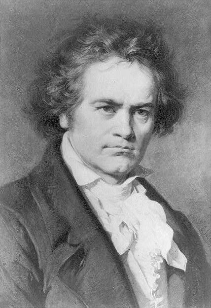 German composer and pianist, Ludwig van Beethoven. As a composer, he was a prodigy before puberty and dynamic beyond deafness. // #composer #Classical-Music #Beethoven