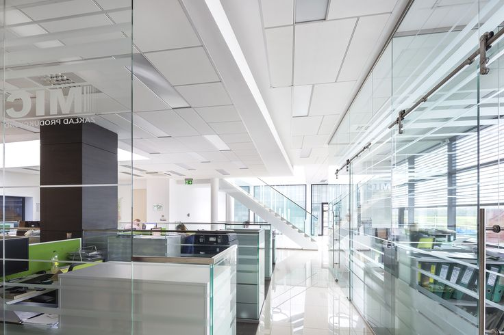 Armstrong Sufity Podwieszane, ceiling, acoustic, suspended ceiling, office, Ultima