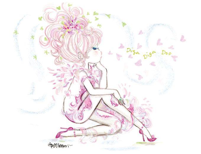 ジュエリーブランドのA・D・A(エー・ディー・エー)が、「アドちゃん」の愛称で親しまれるイラストレーター・水森亜土とのコラボレーションによるジュエリーを発売する。ふたりだけの特別な時間「TIME」をテーマに、リングにネックレス、ピアスをラインナップ。2014年10月25日(土)から12月25日(木)...
