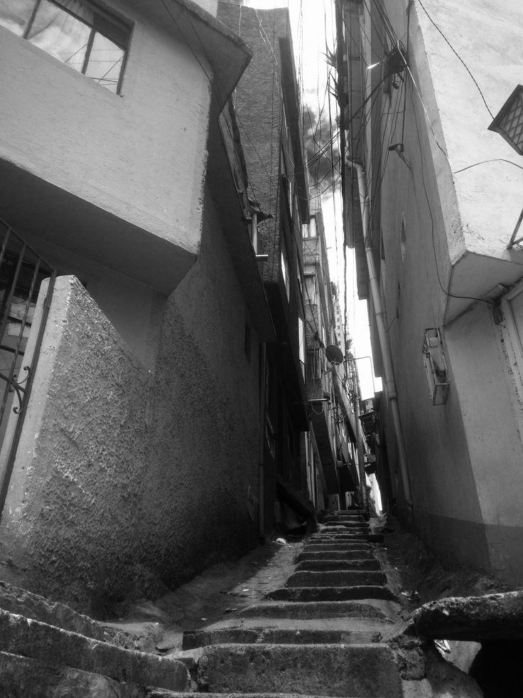 The Barrio: A neighbourhood under pressure