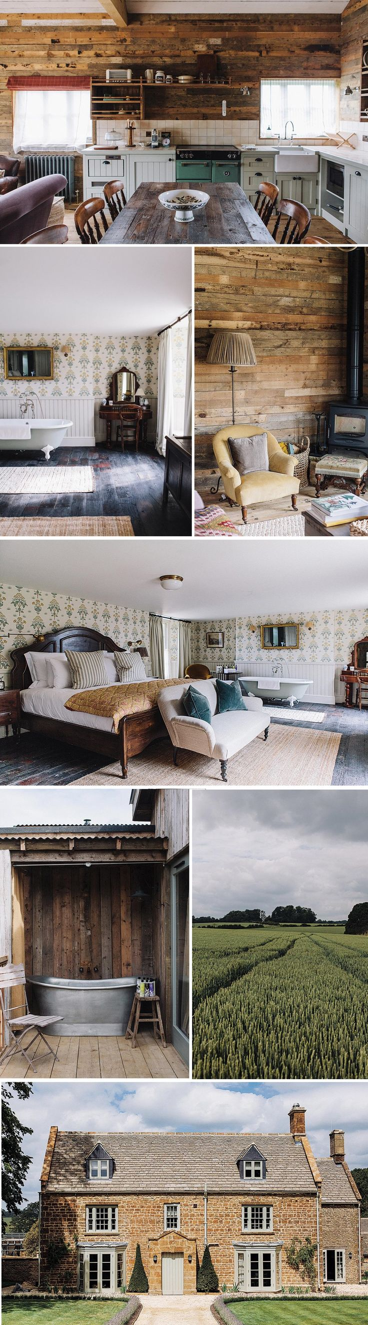 Soho Farmhouse In Oxfordshire Via The Wall Street Journal- @heathersibly Picture this: Austin and I fly to visit without kiddos and we all spend a long weekend here. Maybe in 20 years?