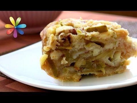 Насыпной яблочный пирог по-болгарски всего за 7 минут! – Все буде добре....