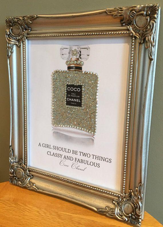 8 best Beauty Room Spark Glitter Frames images on Pinterest | Beauty ...