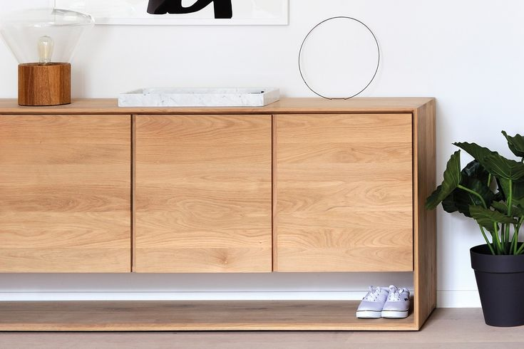 Sideboard Eiche massiv - Erhältlich hier: https://plus.google.com/102978069136118801657/about