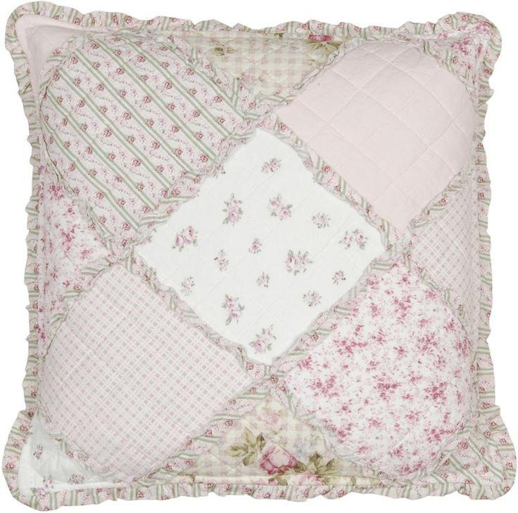 Kissen 50x50 cm patchwork quilt