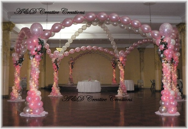 balloon canopy customizable colors balloon canopy