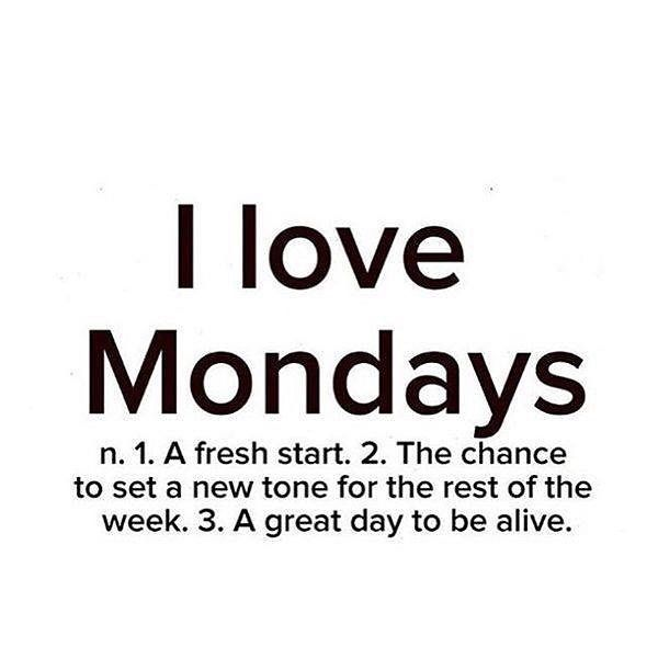 Who doesn't love Monday? #mondaymotivation #monday #mondaymorning #mondayvibe Delete CommenttroygordanbrownJust another maniac Monday 🎼