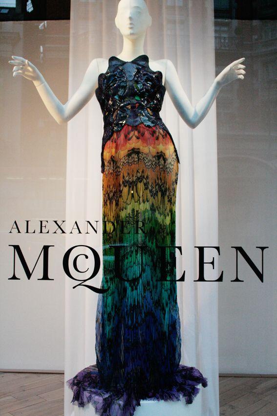 Harvey Nichols, Alexander McQueen