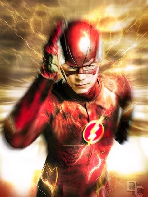 The Flash _ Grant Gustin <3