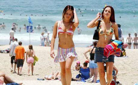 Beach Day #ByronBay