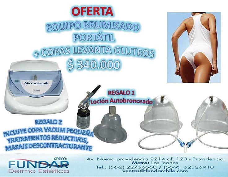 ¡¡Oferta Navideña de Fundar Chile Dermoestetica!! Adquiere pronto el tuyo Sra. Edith Andrade ventas@fundarchile.com