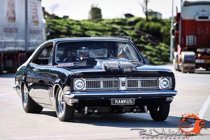 Tough Holden Monaro