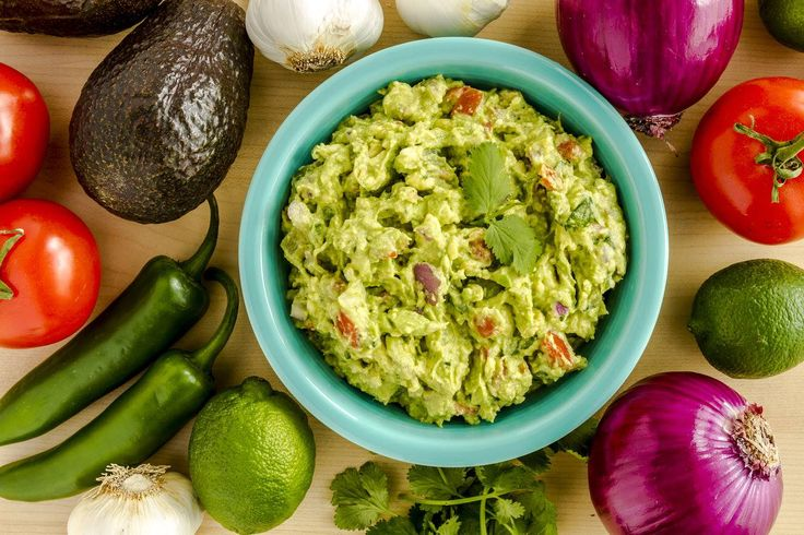 Check out our simple and delicious #Guacamole recipe!