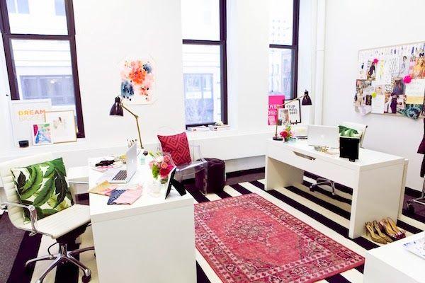 Um lindo escritório compartilhado