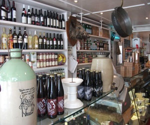David Brown Deli - Harbour Street, Whitstable - another of our great indie/foodie shops