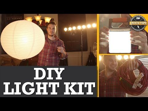 Essential Items You Might Want to Include in Your DIY Lighting Kit