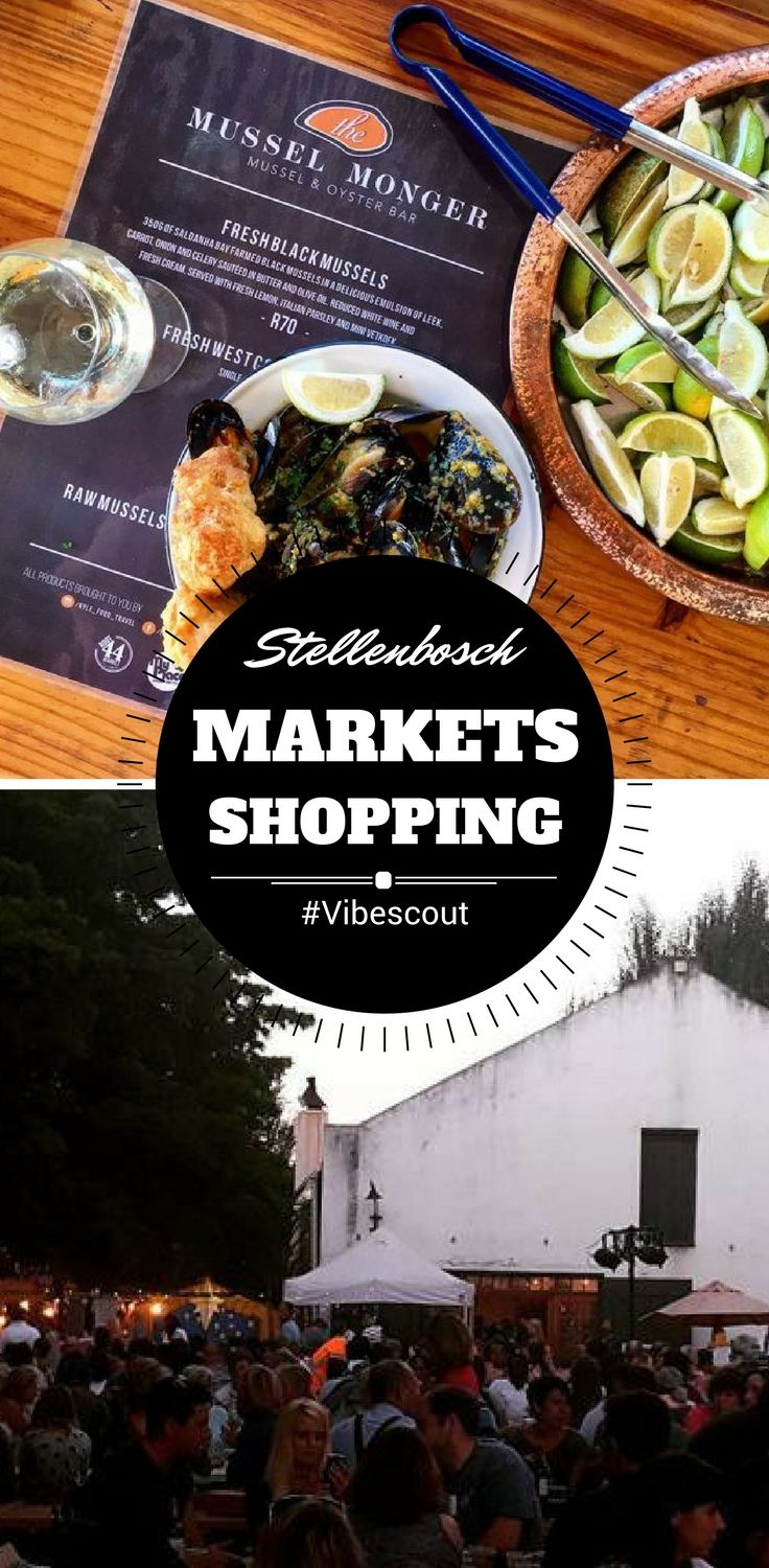 If you're in Stellenbosch over the weekend, then the question isn't if there's a market for you to visit, but rather which market you should head to! #stellenboschmarkets#root44market#blaauwklippenfamilymarket#
