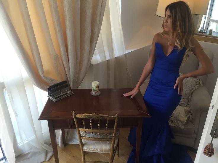 Dress: Stada Boutique by Georgiana Stavrositu