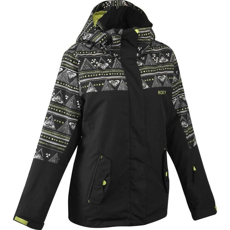 SKI SNOWBOARD LUGE Vêtements - VESTE SKI FEMME SHIFT Roxy - Sports