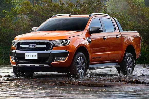 A Ford vai mostrar no Salão do Automóvel de São Paulo, a versão esportiva Wiltrak da picape Ranger. Modelo é apenas para exibição. Leia mais...