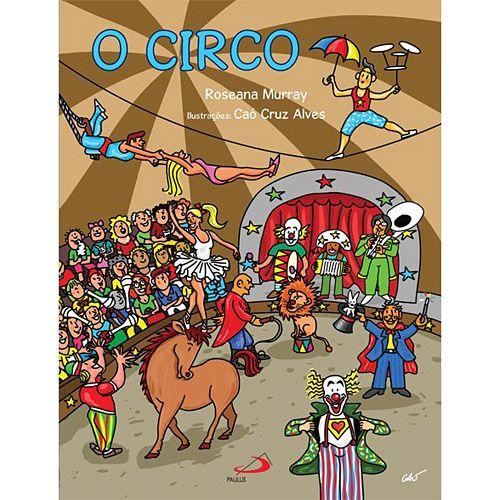 Livro - Circo, O