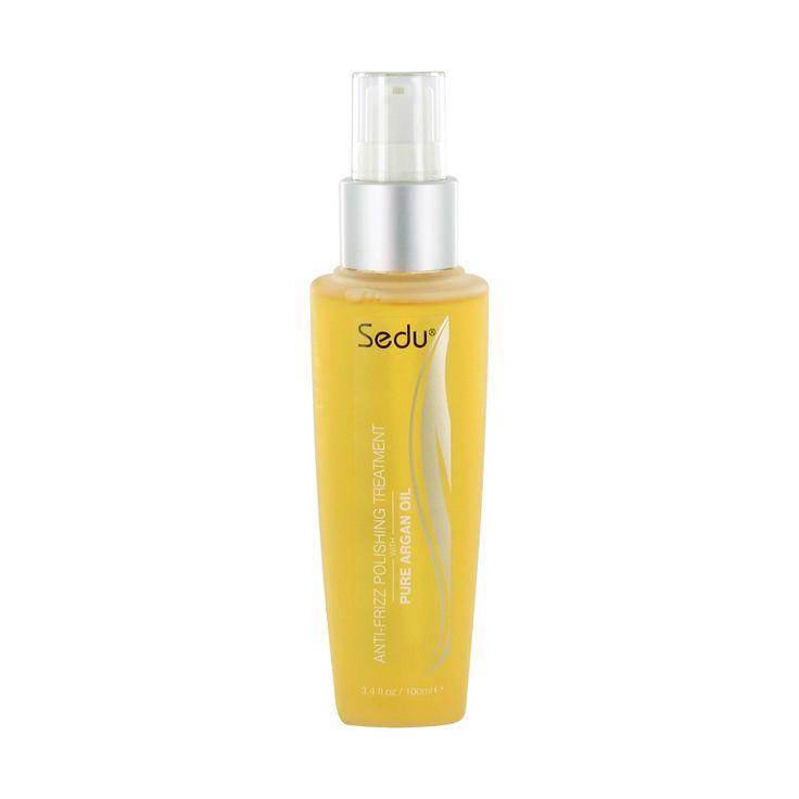Sedu® Anti-Frizz Polishing Treatment with Pure Moroccan Argan Oil - 3.4 oz, $37.00 #birchbox