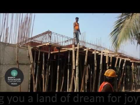 Site Progress for Saheel Fortune Park Phase II, Nov. 2016 | Properties i...