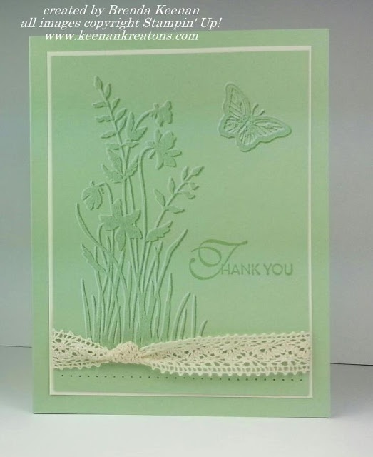 2014 In Colors Stampin Up: 17 Best Images About Faux Embossing On Pinterest