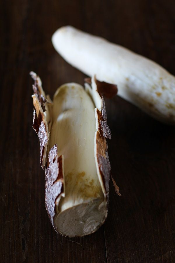 How to Prepare Yucca Root #rootvegetables
