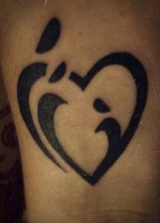 mother and two children tattoo - Pesquisa Google