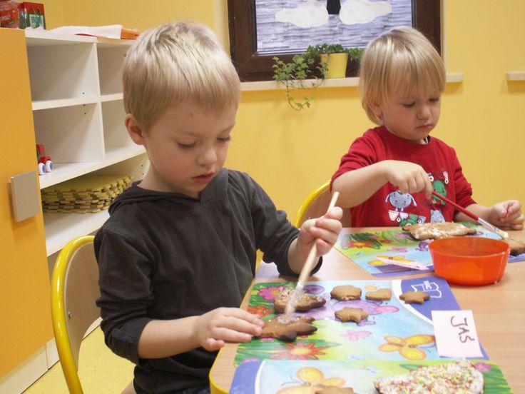 Robimy pierniczki. Więcej na www.madrymaluch.edu.pl