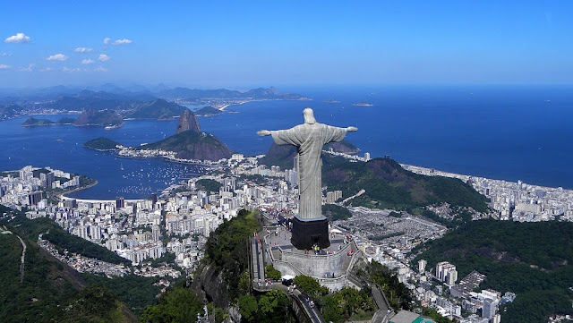 Christ the Redeemer statue 03