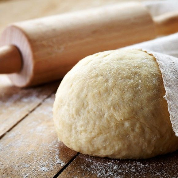 Almond Pizza Dough